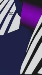 adidas企業ロゴなしエンブレムなし トレフォイル 03