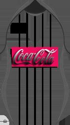 adidas コカコーラ 透過