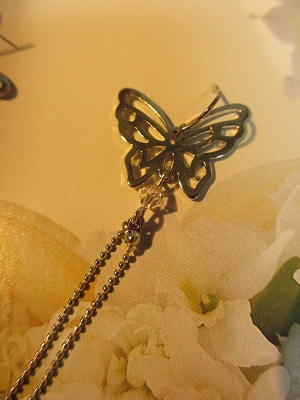 蝶々silver 1