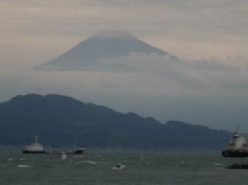 清水 富士山