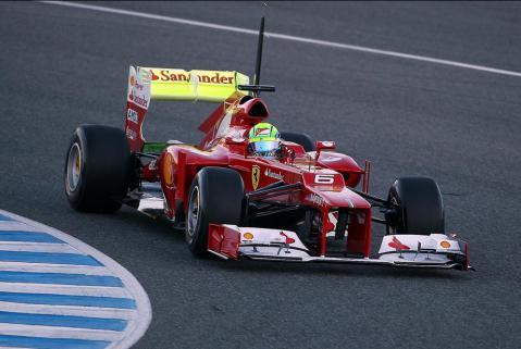 F2012:jerez test