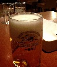 いつでもまずはビール