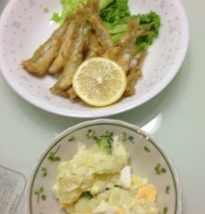 2月6日の晩御飯