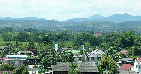 チェンマイ郊外(540)