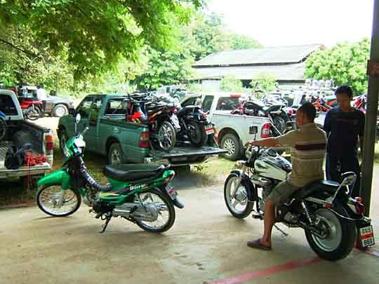 中古バイク市