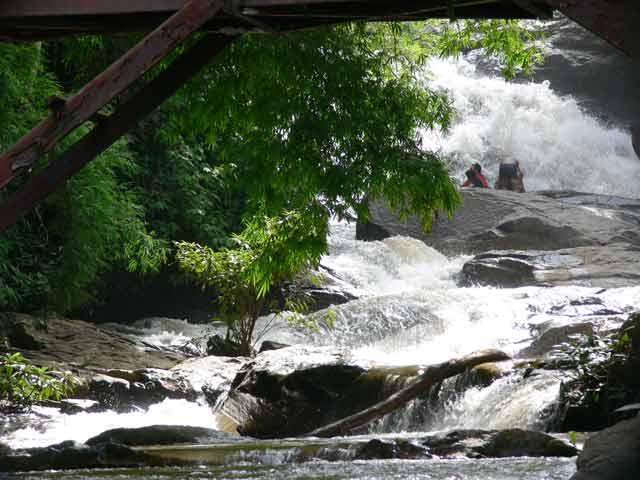 メーサーの滝