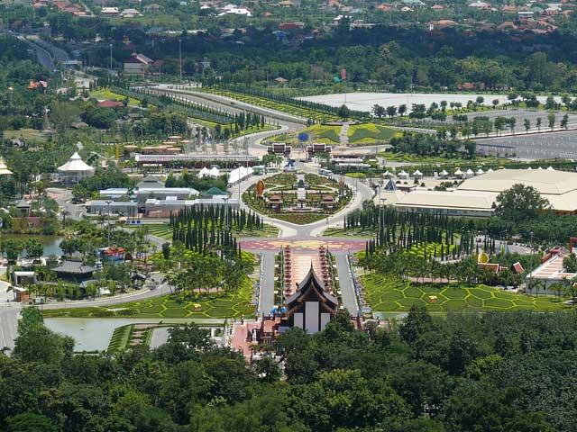 チェンマイ国際花博