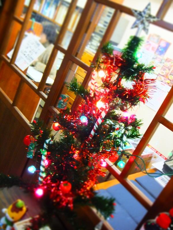 クリスマスツリー タテ