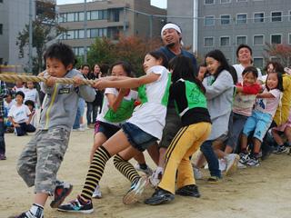 学童運動会