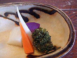柑橘系果汁風味のお野菜☆ピクルス風?
