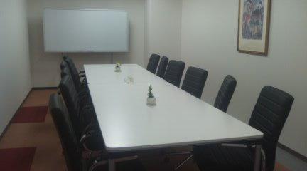 広い会議室!