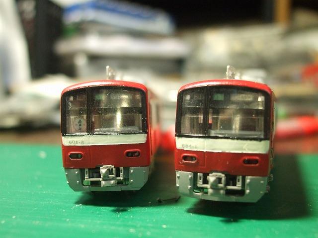 京急600形123