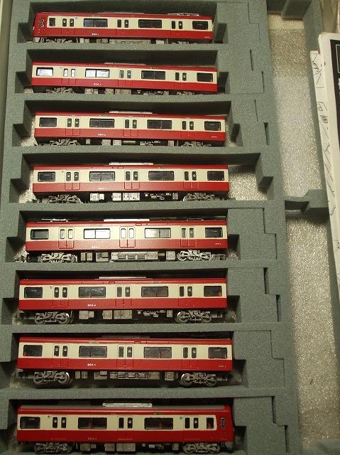京急600形124