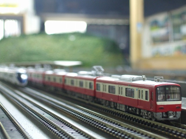 京急600形133