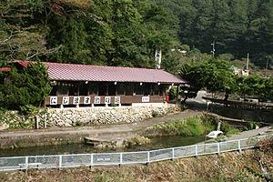 万古渓養魚センター③