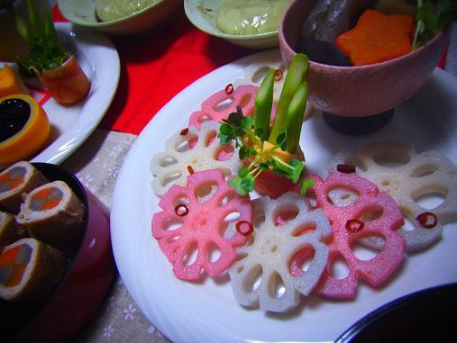 2014.1.2 おせちっぽい料理! 5