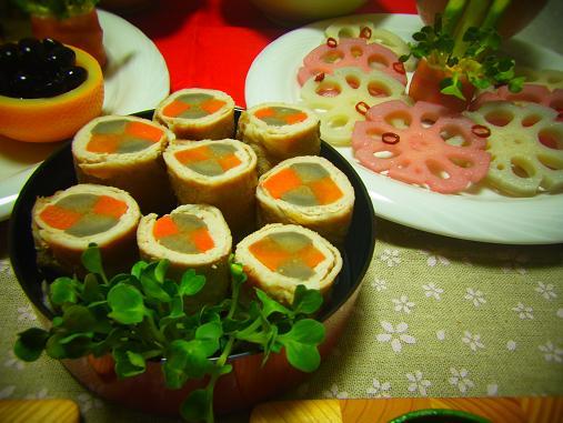 2014.1.2 おせちっぽい料理! 4