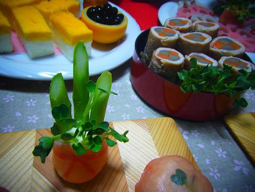 2014.1.2 おせちっぽい料理! 2