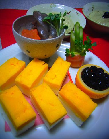 2014.1.2 おせちっぽい料理! 3