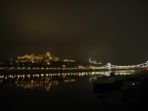 ブダペスト夜景