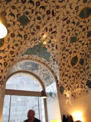 CORBACI天井