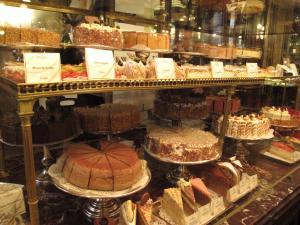 デーメルのケーキたち