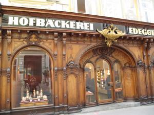 グラーツの老舗パン屋