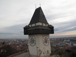グラーツ時計台