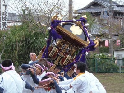H.24.9.7千倉健田祭礼18