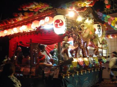 H.24.10.7和田祭礼10