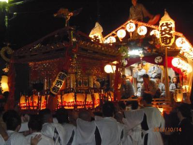 H.24.10.14佐倉の秋祭り6