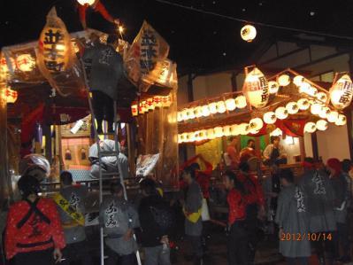 H.24.10.14佐倉の秋祭り2