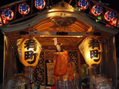 H.24.10.14佐倉の秋祭り10