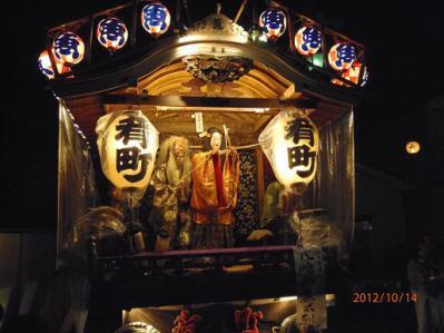 H.24.10.14佐倉の秋祭り9