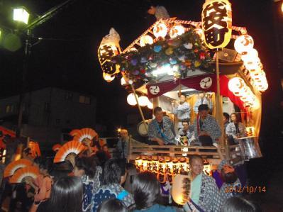 H.24.10.14佐倉の秋祭り8