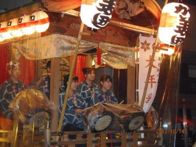 H.24.10.14佐倉の秋祭り18