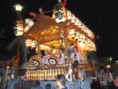 H.24.10.14佐倉の秋祭り15