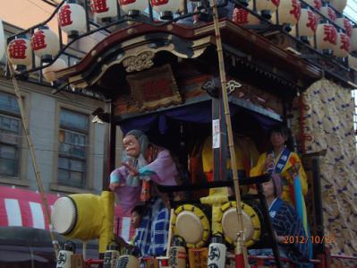H.24.10.21川越祭り6