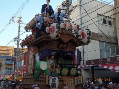 H.24.10.21川越祭り5