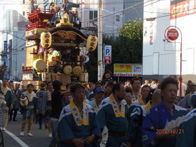 H.24.10.21川越祭り2