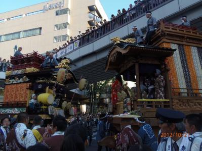 H.24.10.21川越祭り3