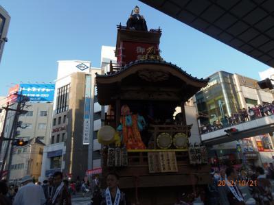 H.24.10.21川越祭り