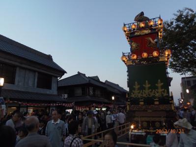 H.24.10.21川越祭り11