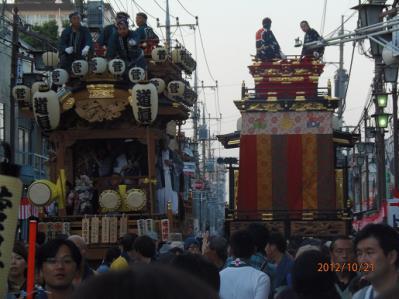 H.24.10.21川越祭り8