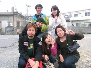 大好き! 沖縄のにぃに と ねぇね(^0^)//