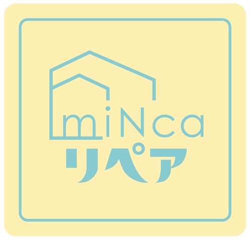 miNcaリペアロゴ