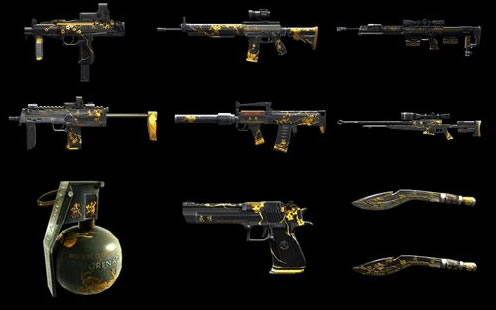 AVA3周年記念銃 Altanシリーズ