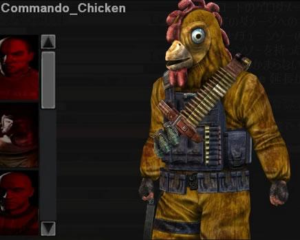 Commando_Chicken