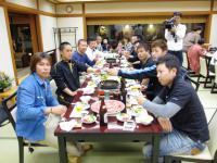 2012.11.9 夕食会1