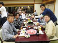 2012.11.9 夕食会2